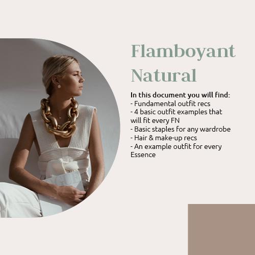 Flamboyant Natural Guide